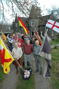 700th Anniversary of the Battle of Glentrool - Click for full size